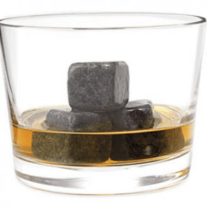 whiskey stones to keep drink cool but not watery
