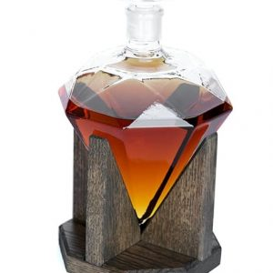 Diamond Liquor Decanter – 1000ml