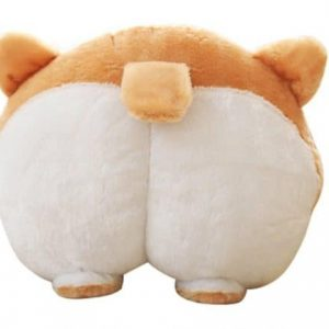 corgi booty pillow