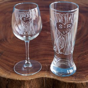 tree_trunk_glassware