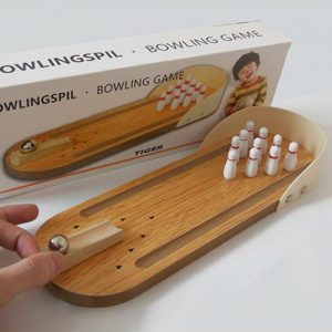 Mini Bowling Board Game