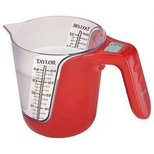 Digital Measuring Cup Scale by Taylor