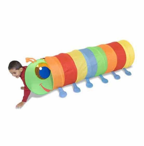 happy giddy tunnel by melissa and doug