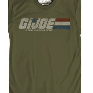 GI Joe Tee shirt