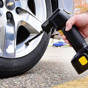 Cordless Automatic Stop Tire Inflator