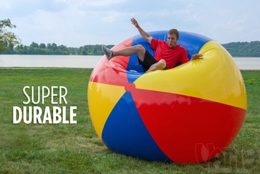 9 foot inflatable ball