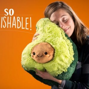 comfort-food-squishables-avocado-squishing 1