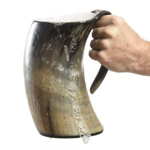 alehorn authentic drinking horn